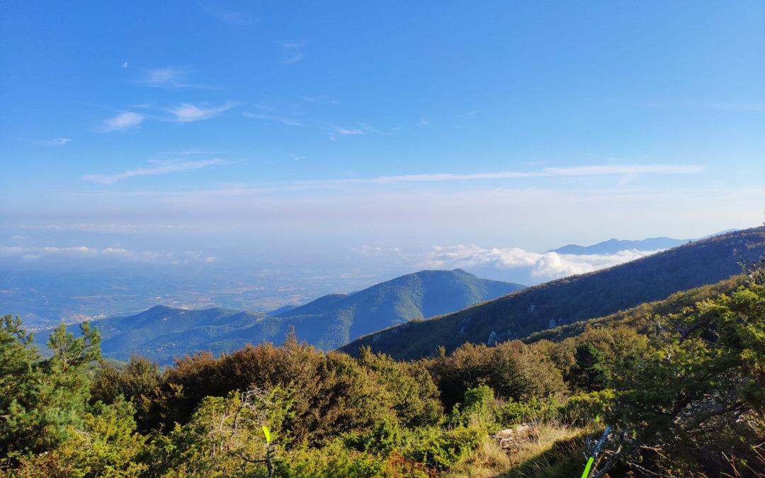 Trail La Traversée Sud de France | 79k | 3700d+ | 4000d- | Le récit