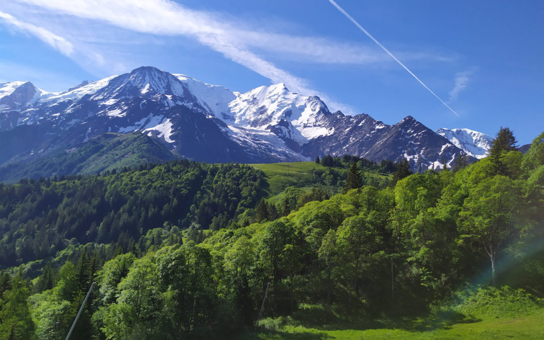 Sur les traces de l'UTMB – Le Tour du Mont-Blanc en Rando-Trail et en 4 jours | 170K | 10000d+ | Le récit