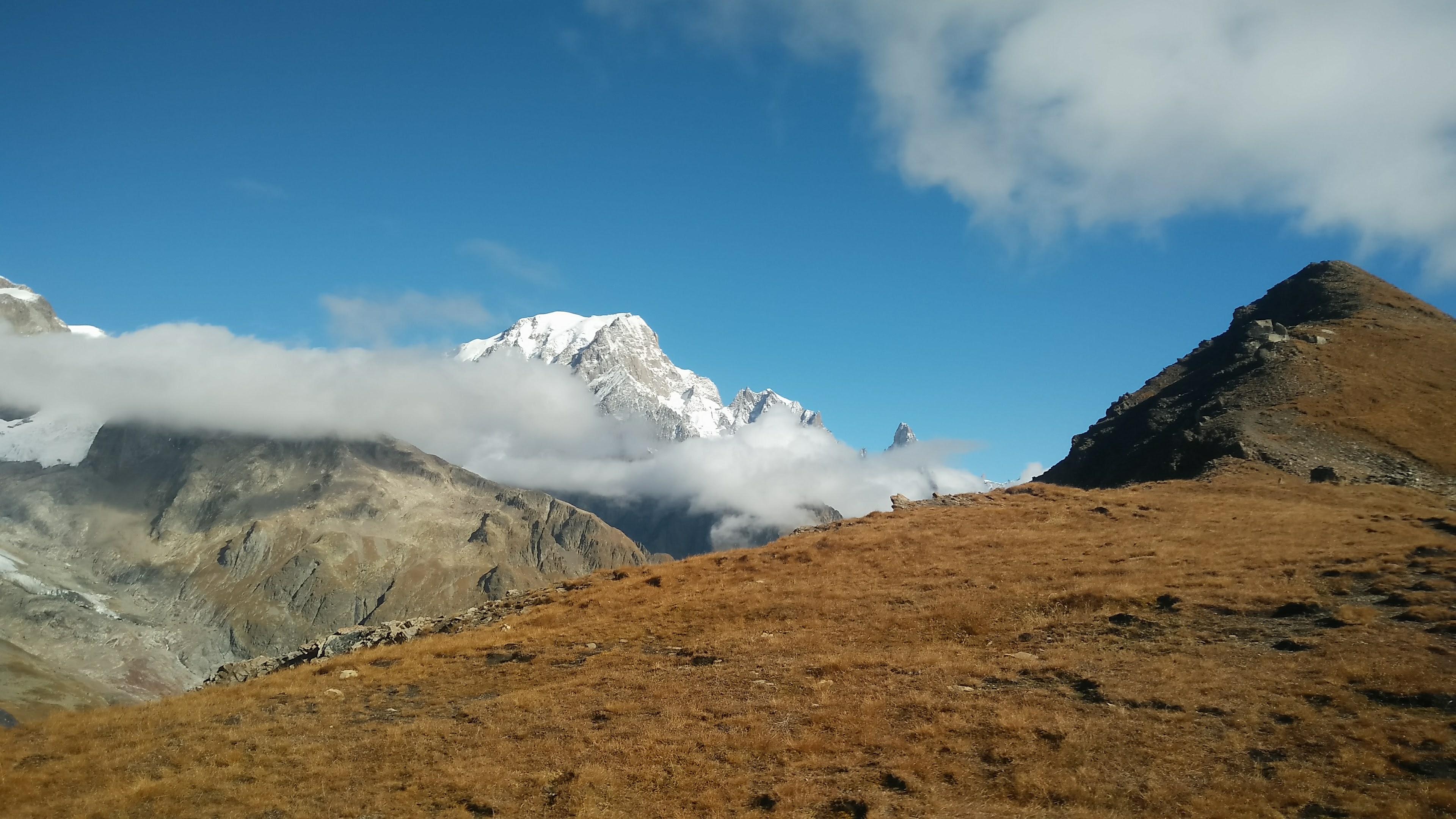 Trail du Petit Saint Bernard | 40k | 2250d+ | Le récit