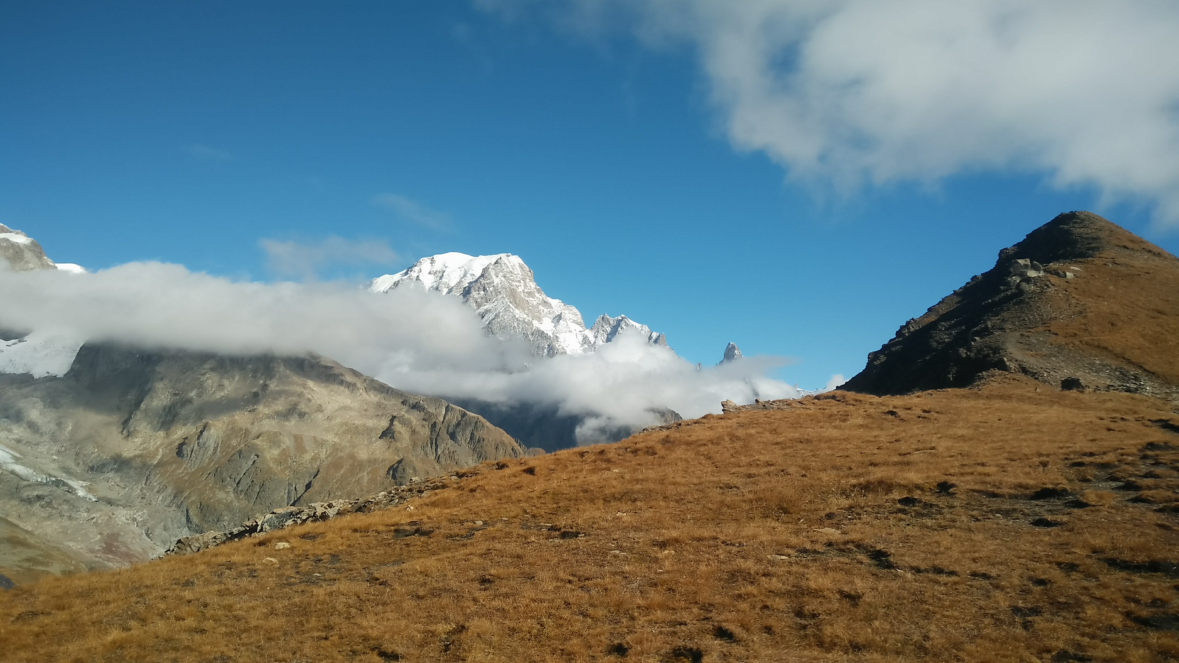 Trail du Petit Saint Bernard
