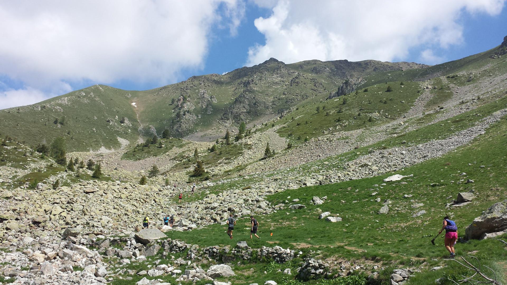 Trail de la Vésubie