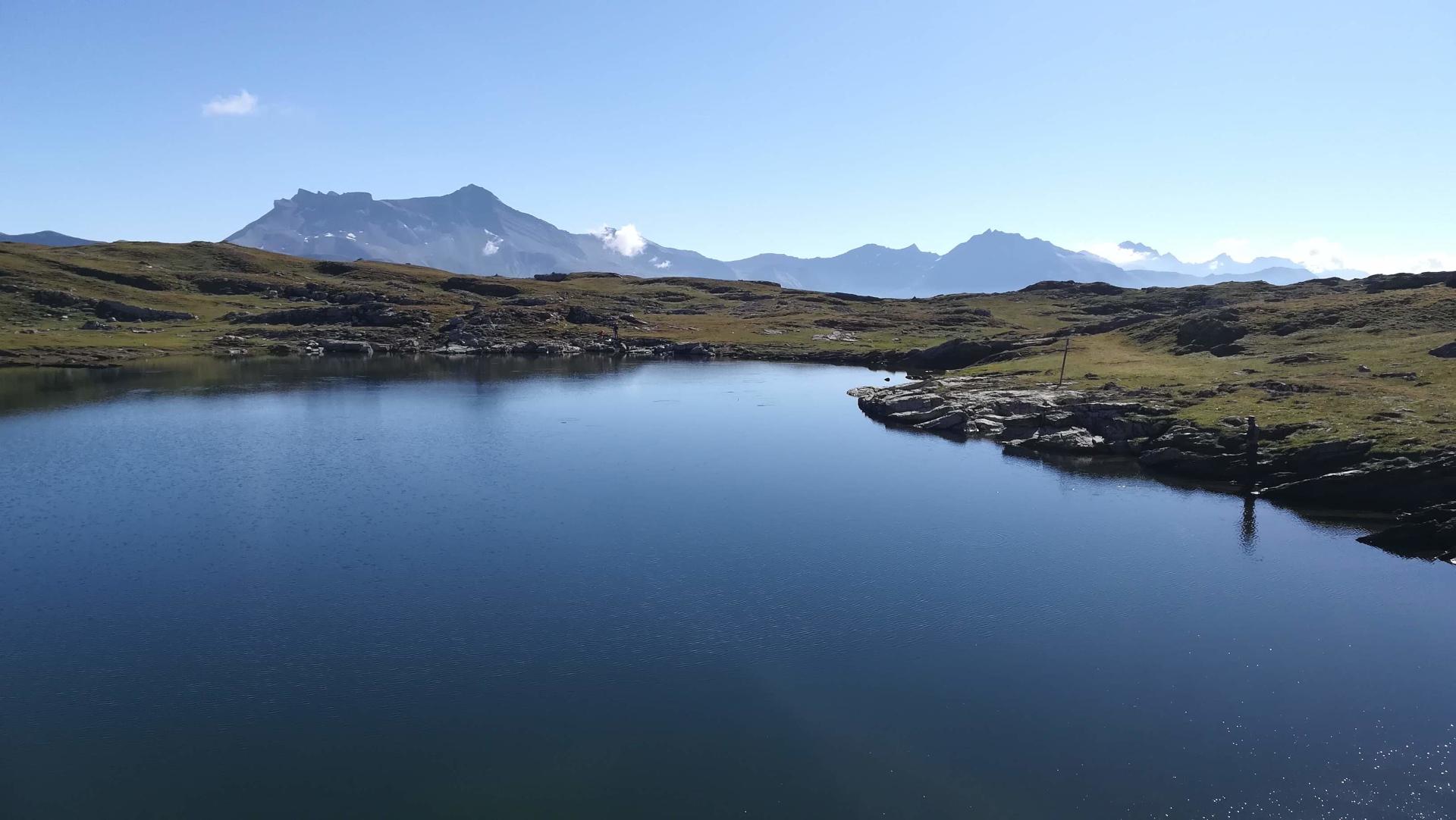 Ultra Oisans Trail Tour 2020 : Plateau d'Emparis et la beauté des lieux